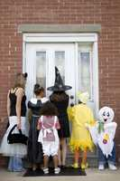 Many towns have curfews for Halloween. Check your local ordinances.