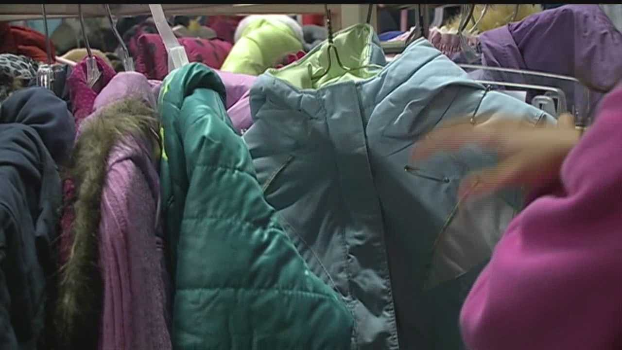 A great event for an even better cause is taking place Saturday. Stop on by the St. Vincent de Paul Super Thrift Store at 2101 Leavenworth Street between 8 a.m. and 1 p.m. for a free coat.