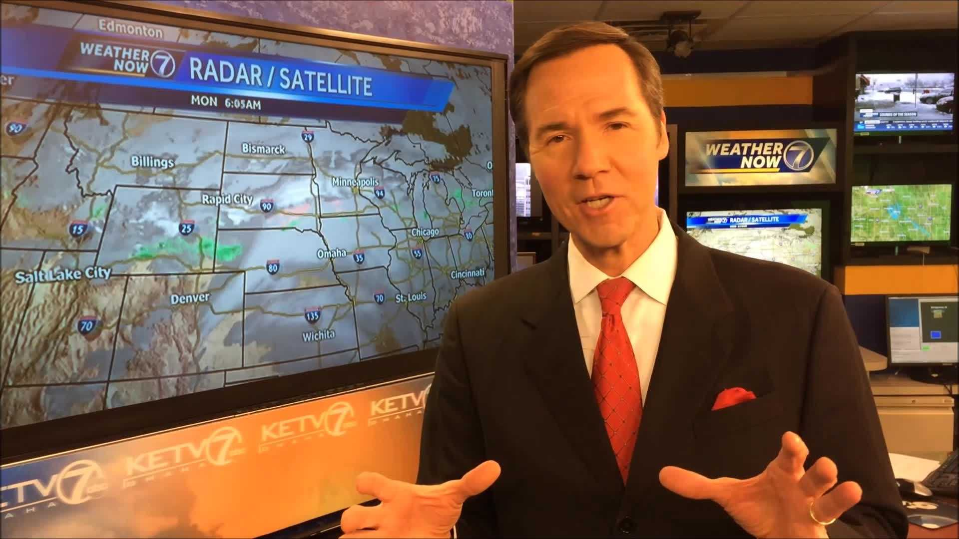 We employed the help of Chief Meteorologist Bill Randby to explain what that terrible smell was Monday afternoon.