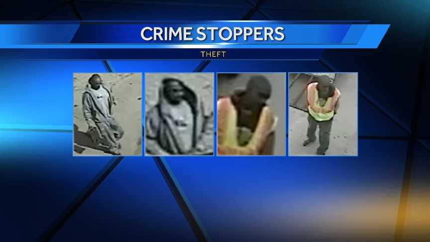 Man suspected in four construction yard thefts