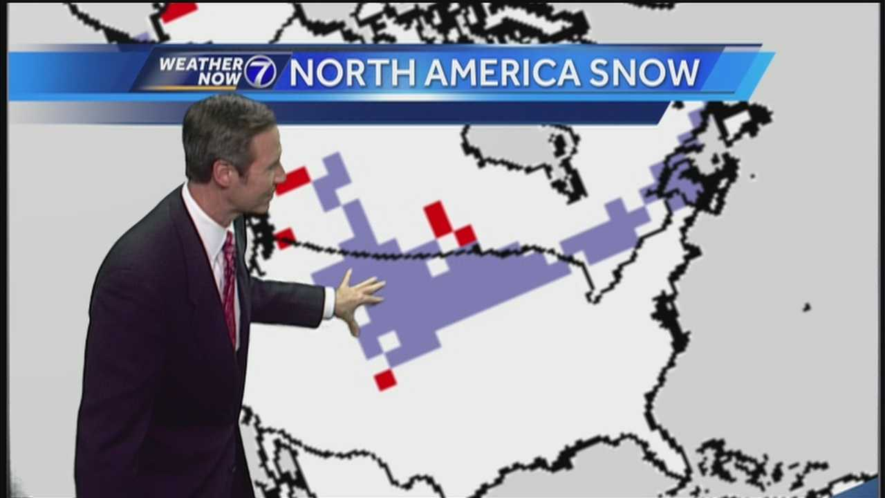 Chief meteorologist Bill Randby has his prediction for the upcoming winter season.