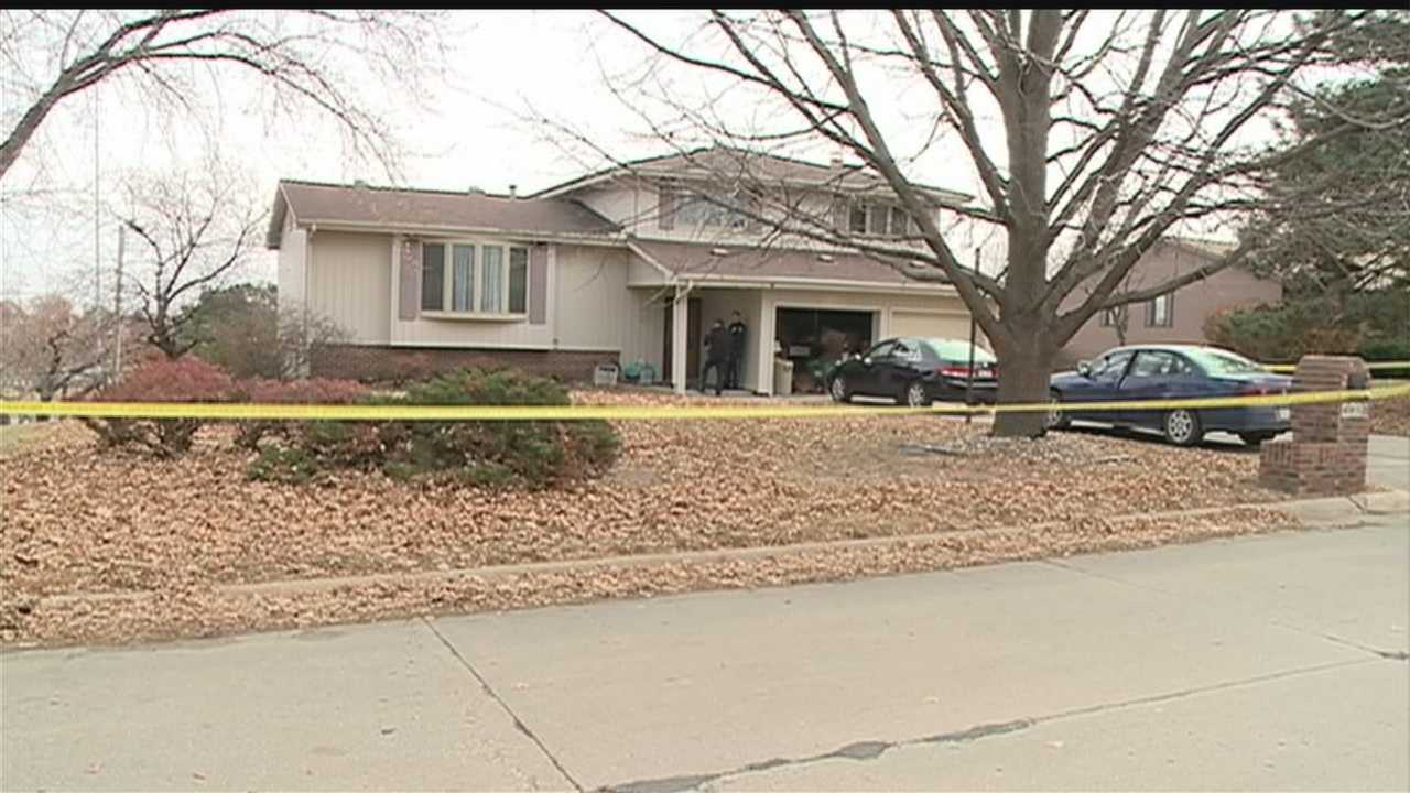 A death investigation is underway in northwest Omaha.
