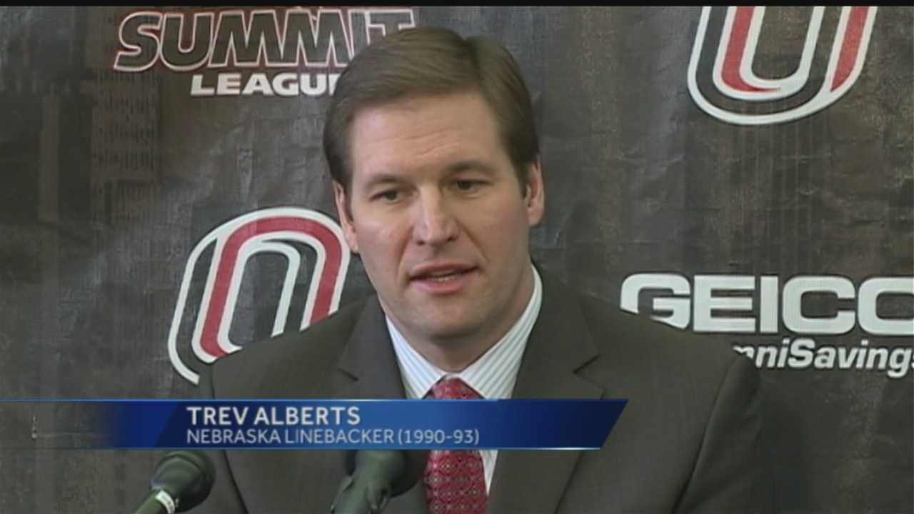 Alberts becomes the 17th Cornhusker to be enshrined.