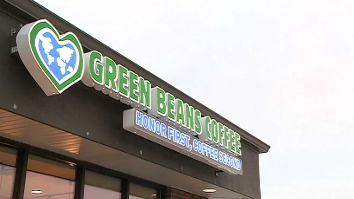 Green Beans Coffee searches for stolen advertisement banners