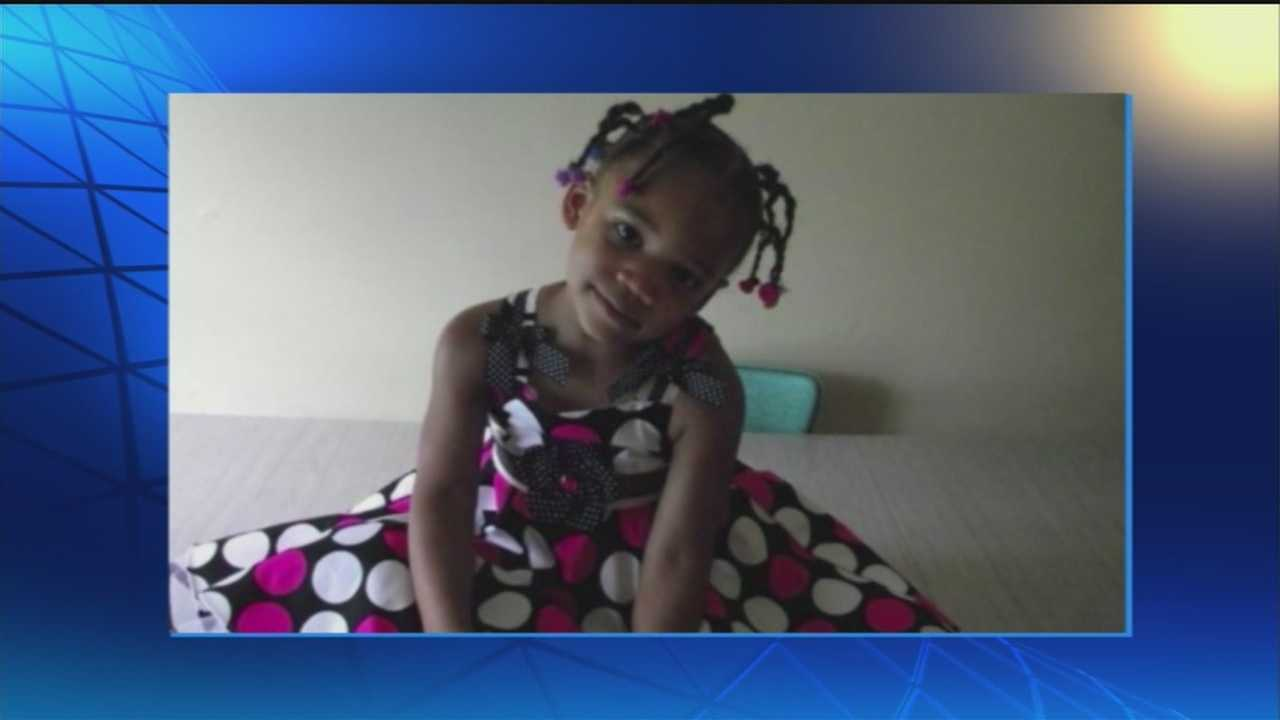 The mother of a little girl shot dead by a stray bullet in a gang shooting is suing police for a traffic stop that happened before Payton Benson's January 2014 death.
