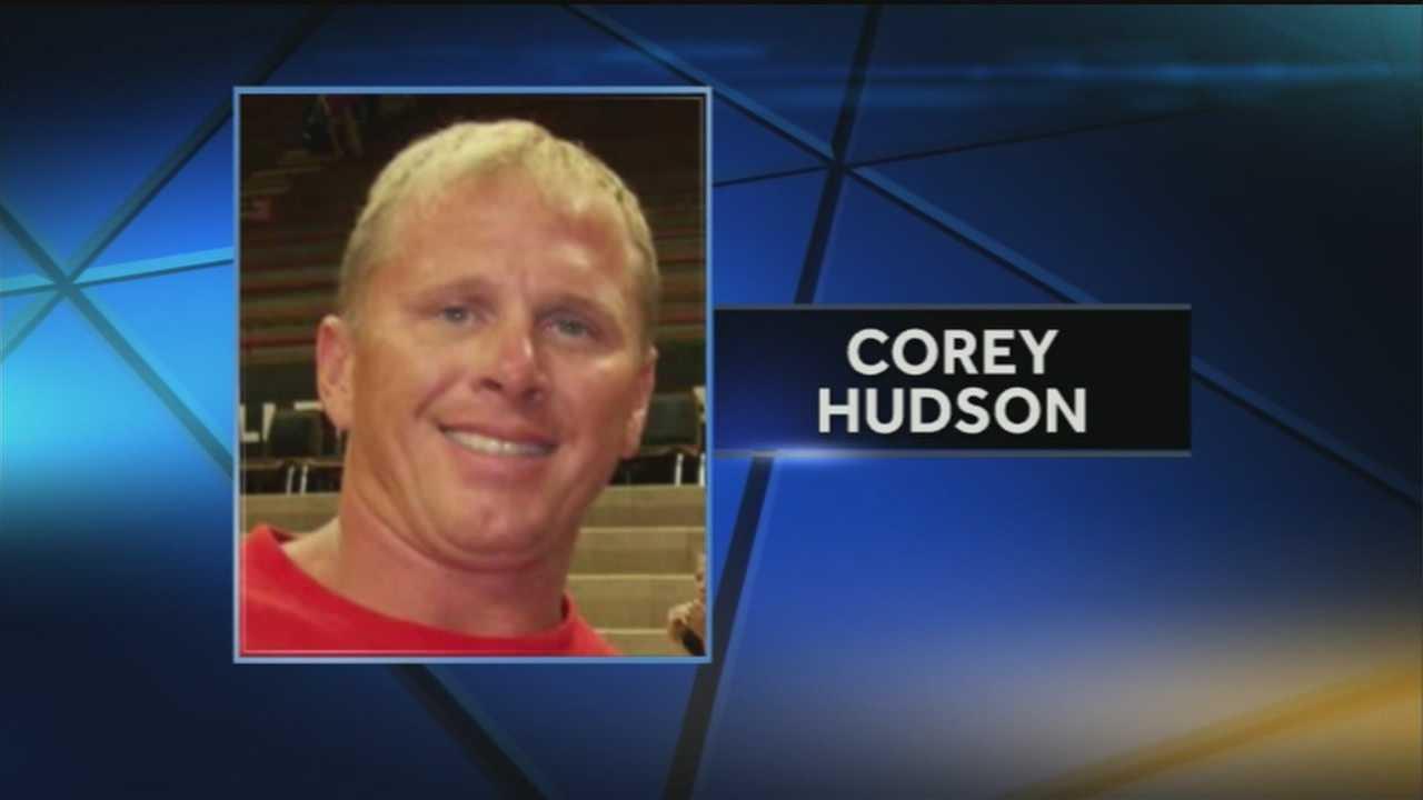 Corey Hudson