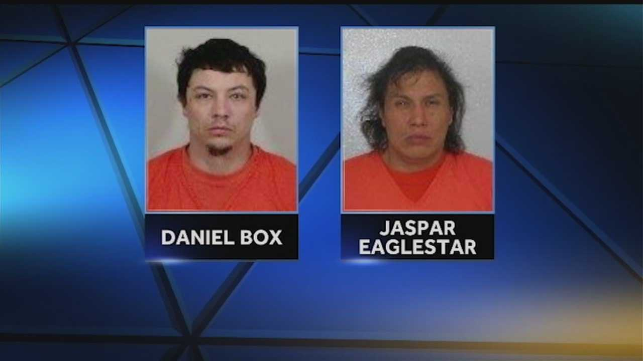 Two men are arrested with 33 bags of K2 in Saunders County.