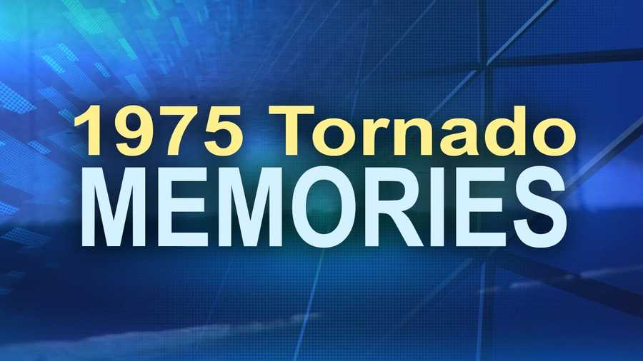 Here's just a sampling of memories shared via Facebook from survivors of the tornado that tore through Omaha on May 6, 1975.