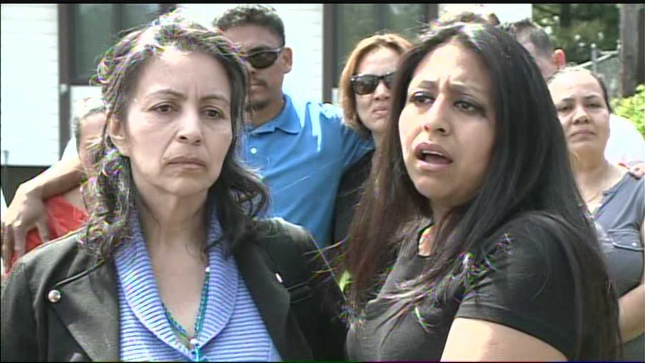 The family of Jesus Ismenia Marinero, 45, and Josue Ramirez-Marinero, 5,who were both found dead in the past few days, thanked the community for their donations, prayers and support during this difficult time.