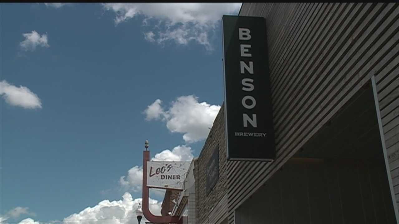 A major renovation in the works since last year will be coming to Benson next month.