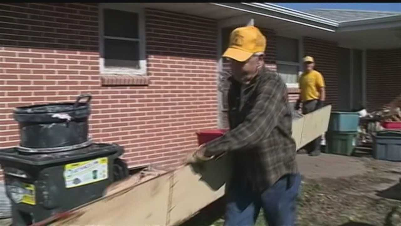 Help is available for veterans recovering from floods and storms that hit their homes. However, not all vets know about the programs.