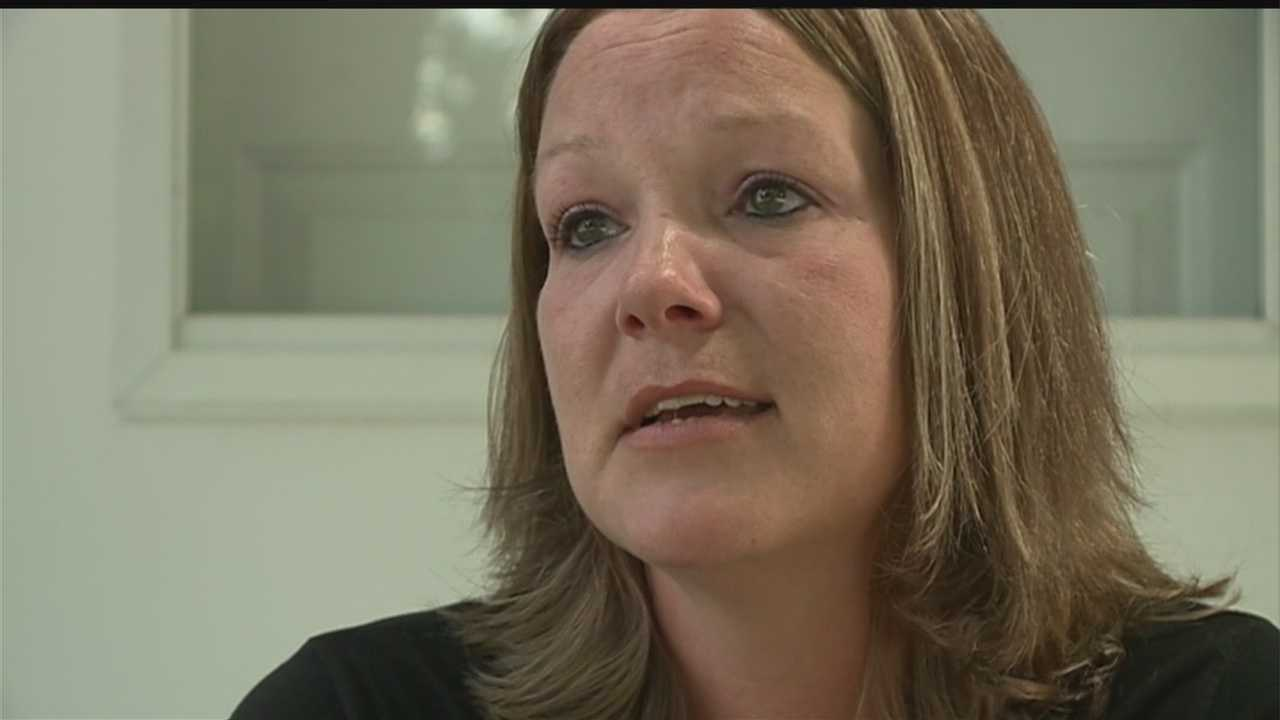 A mother told KETV NewsWatch 7 Tuesday that her daughter is in high spirits, recovering at home. The sheriff's office said Nicole Cswercko was at her job two weeks ago, a day care near 156th and Giles, when her ex-boyfriend, Dylan Doeblin, took her at knife point. That led to a rescue and a crash minutes later.