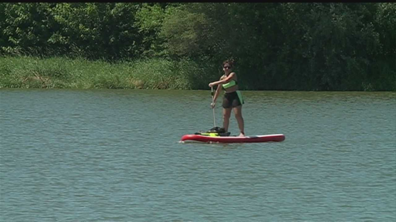 A sport originated in Hawaii has reached the Heartland. Stand Up Paddle, better known as SUP, allows you to explore Omaha's lakes and rivers while getting a great work out.