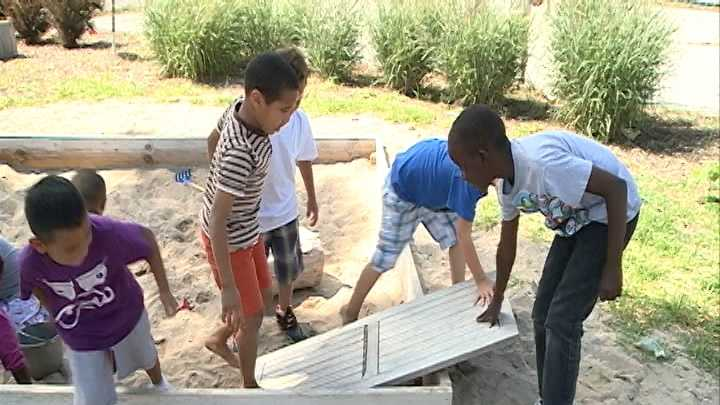 A group of volunteers are preparing to make a difference in the lives of the community.