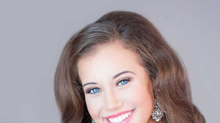 Miss Nebraska's Outstanding Teen 2015 Steffany Lien
