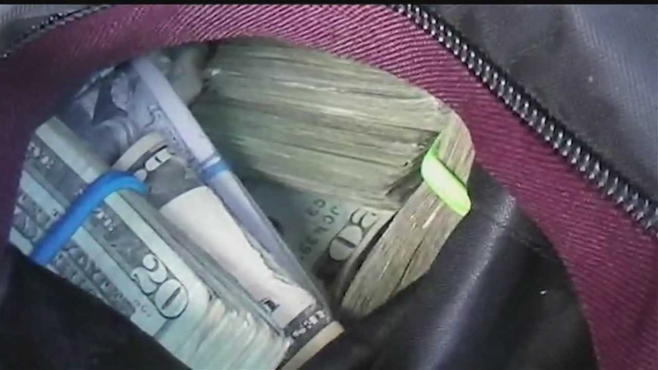Pennsylvania man caught with thousands of dollars won't face charges