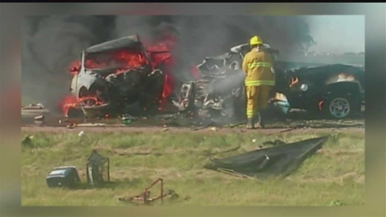 Three Omaha people were killed in an South Dakota crash.