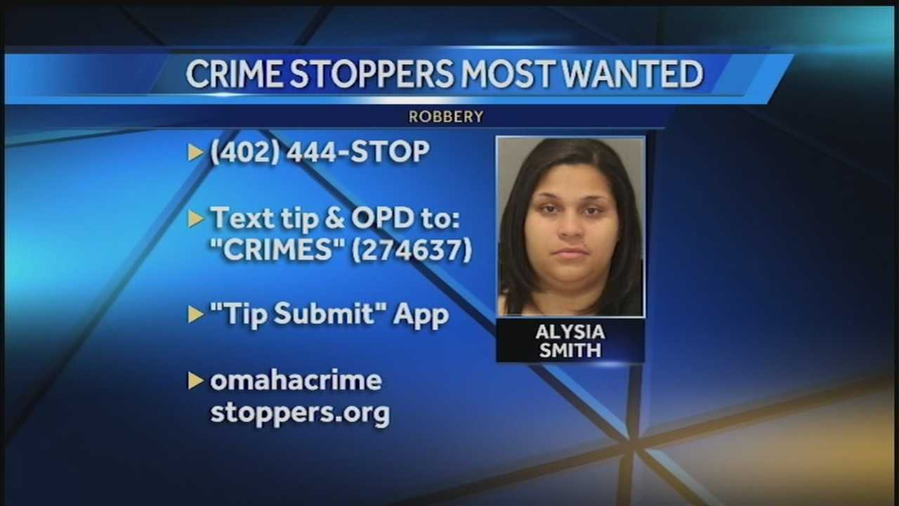 Police are looking for a woman after an online deal turned into a robbery in an Omaha neighborhood in May.