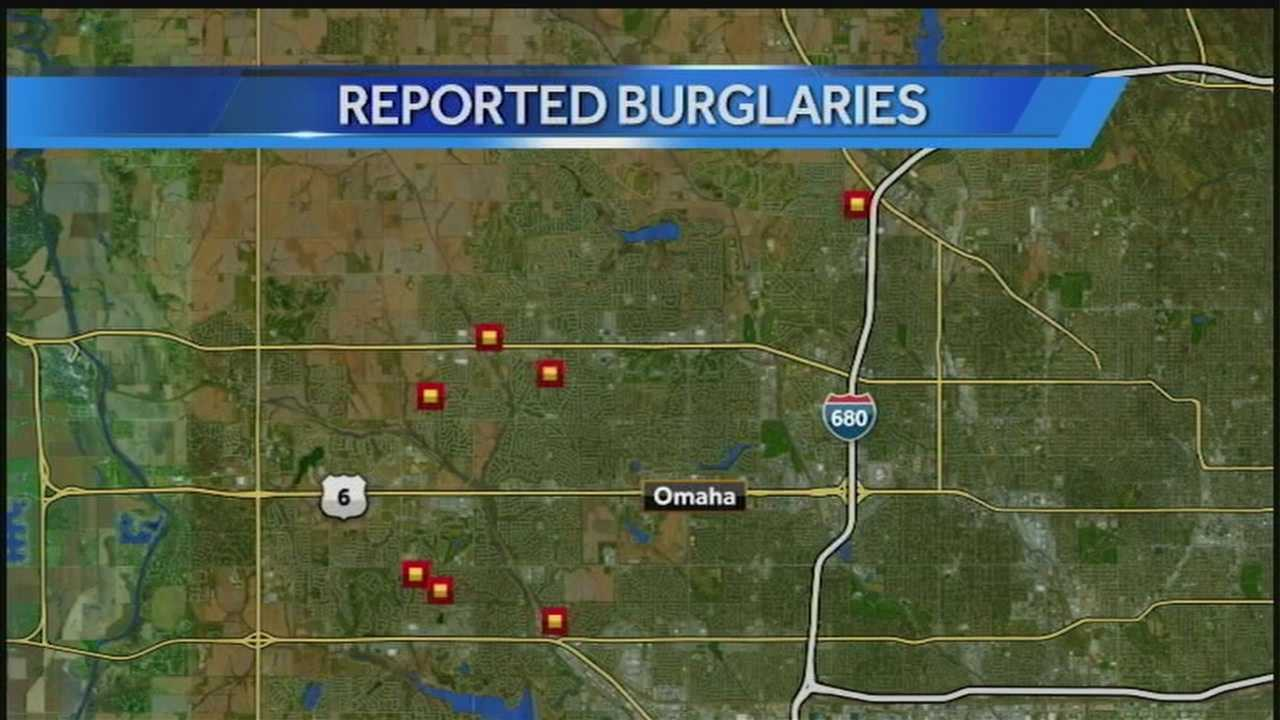 An alert resident led to the arrest of two suspects investigators say are responsible for several burglaries, according to the Omaha Police Department.
