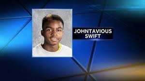 One year ago, 16-year-old Johntavious Swift died after he was shot while getting off a school bus.