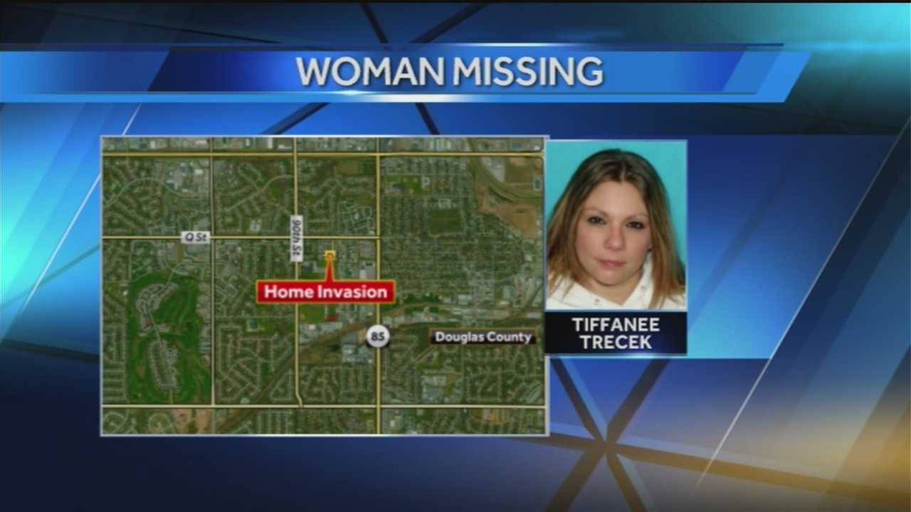 Police are still searching for an Omaha mother who was possibly abducted.