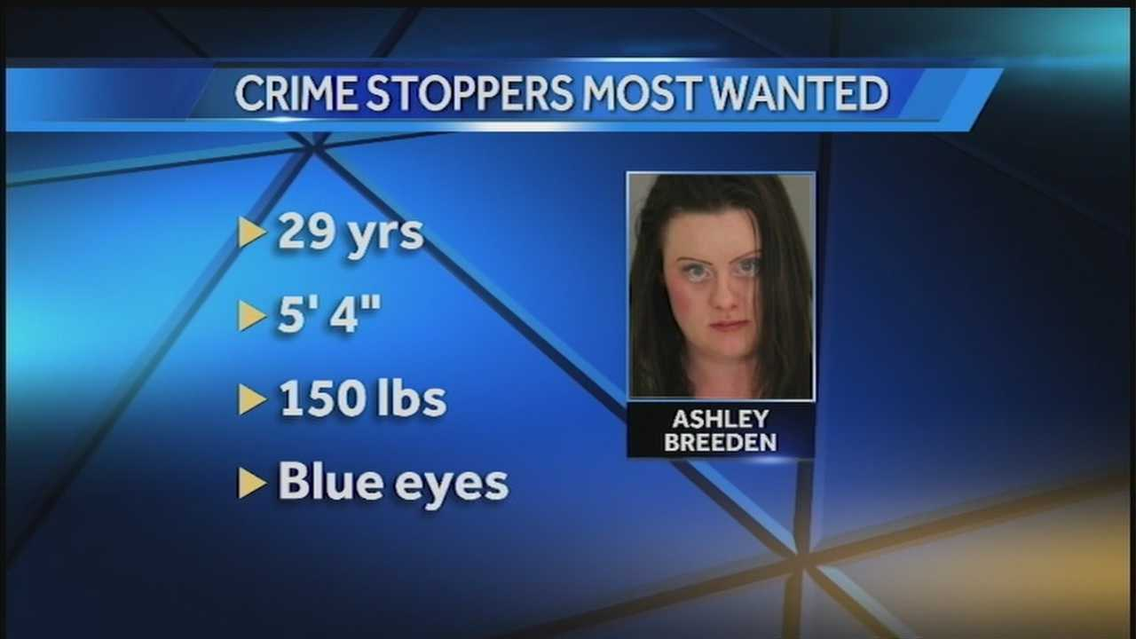 An Omaha woman who has a violent criminal history is wanted again by authorities.