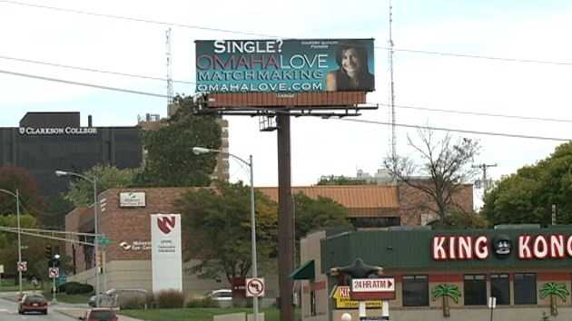 Omaha's Zoning Board of Appeals approved a project Thursday to install a digital billboard at 44th and Dodge streets.