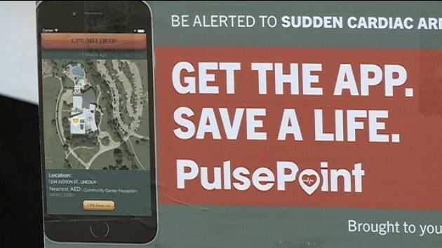 The city of Lincoln is trying out a new smart phone app that is designed to save lives.