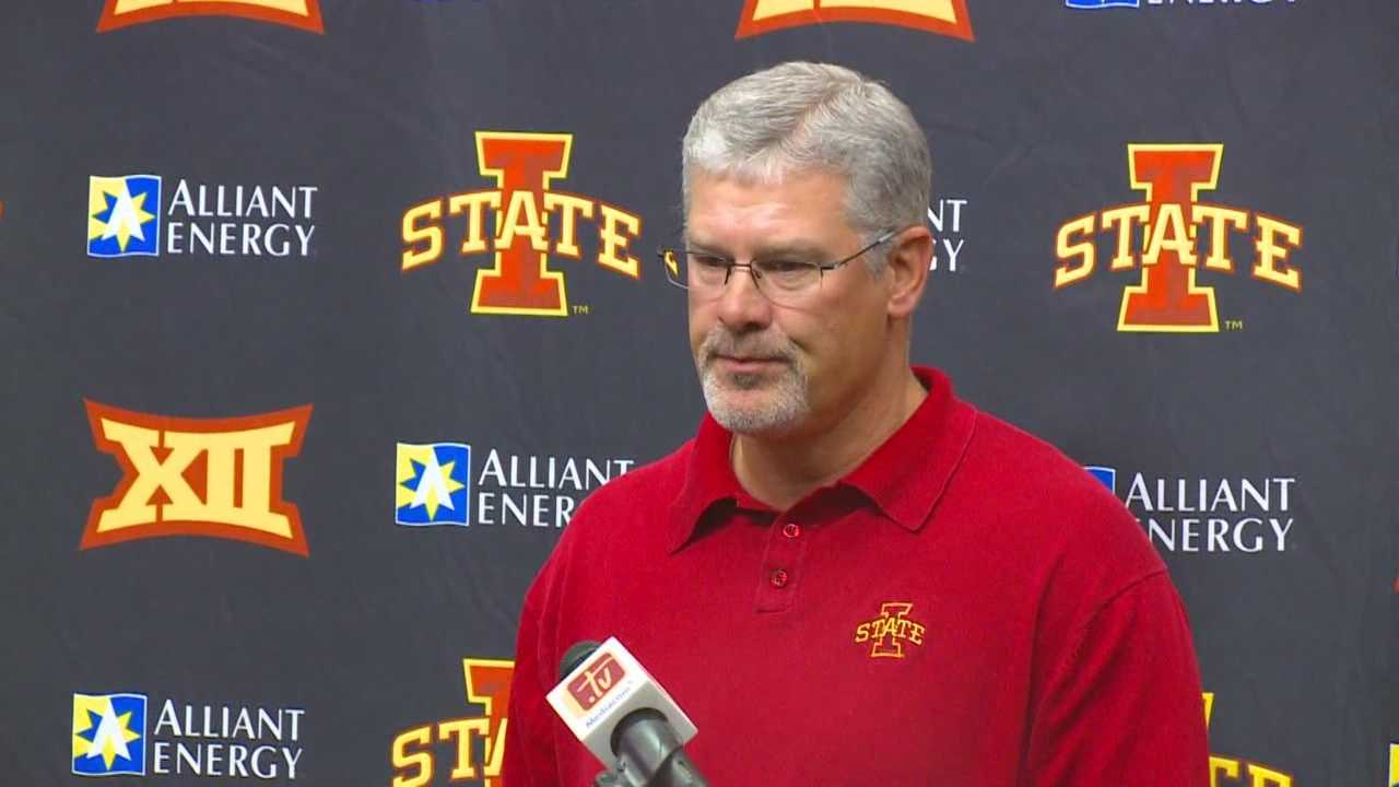 Sweeping changes are being made in Ames.