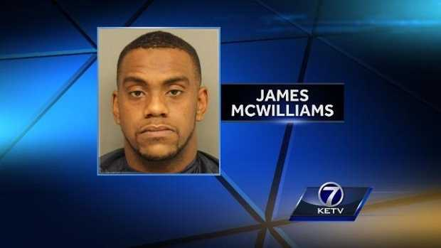 James McWilliams. First-degree sexual assault of an incapacitated person.