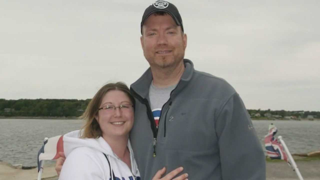 A 42-year-old Illinois man is getting a second chance at life thanks to his wife and two police officers who knew CPR.