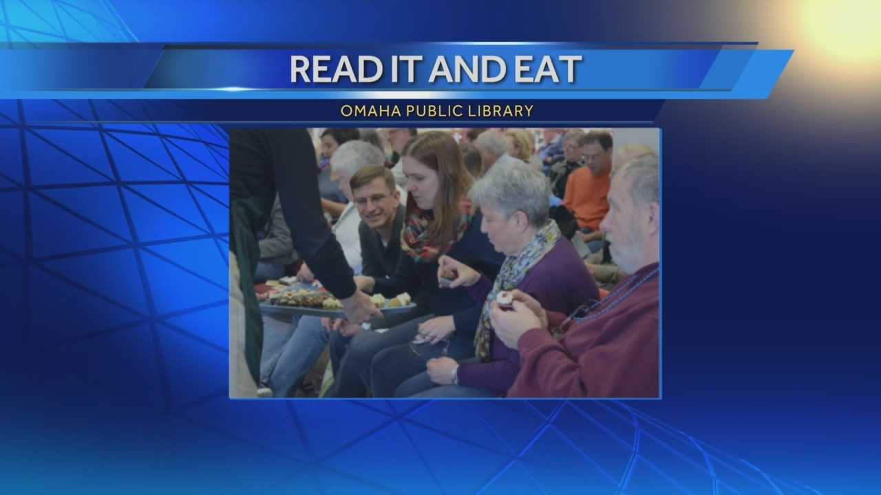Read It and Eat Library Interview