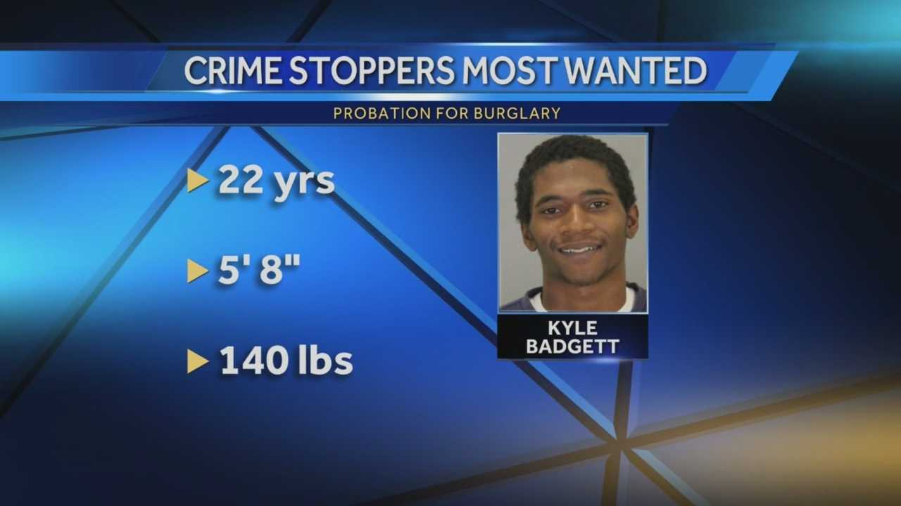 A one-time burglar who avoided jail time for that crime is wanted by authorities.