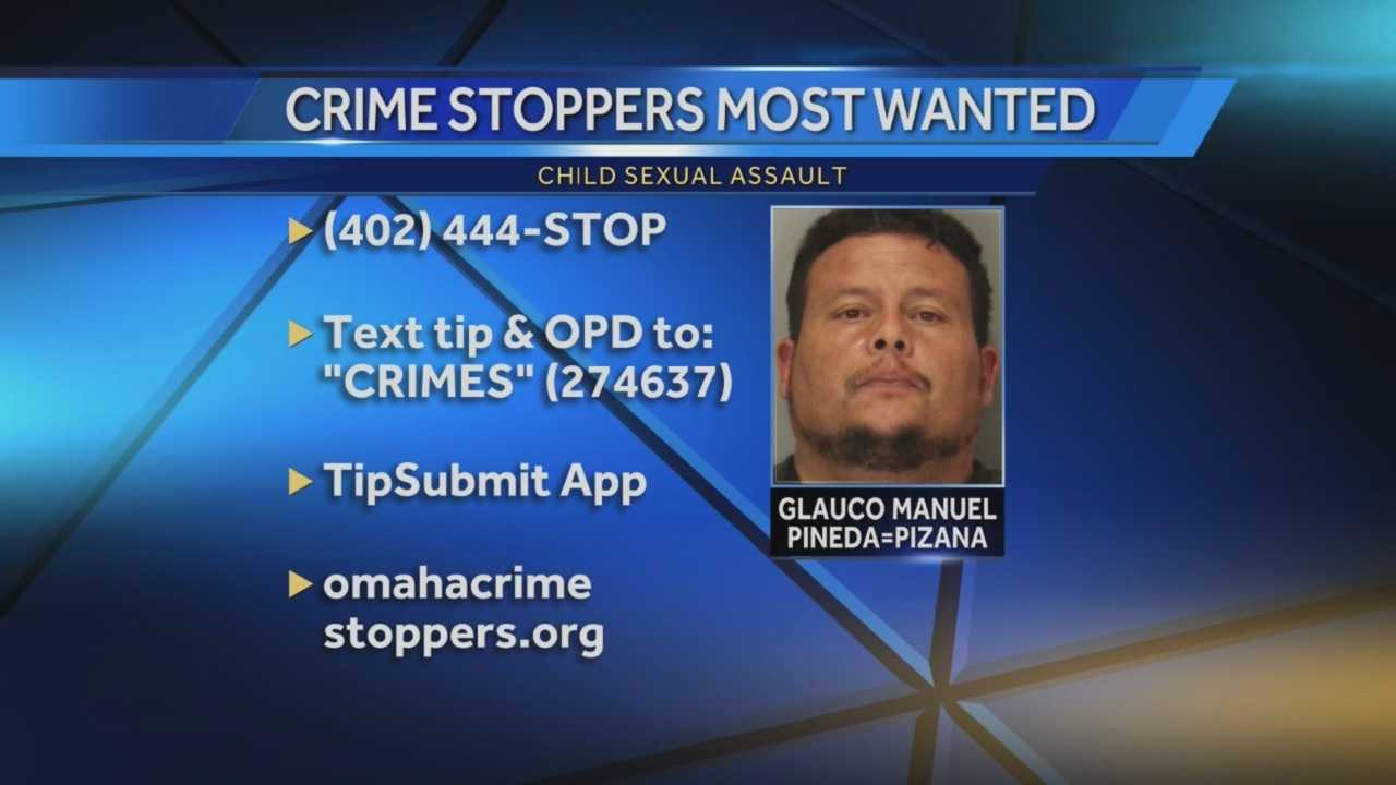 Omaha police are hoping to catch a suspected child abuser before he leaves the country.