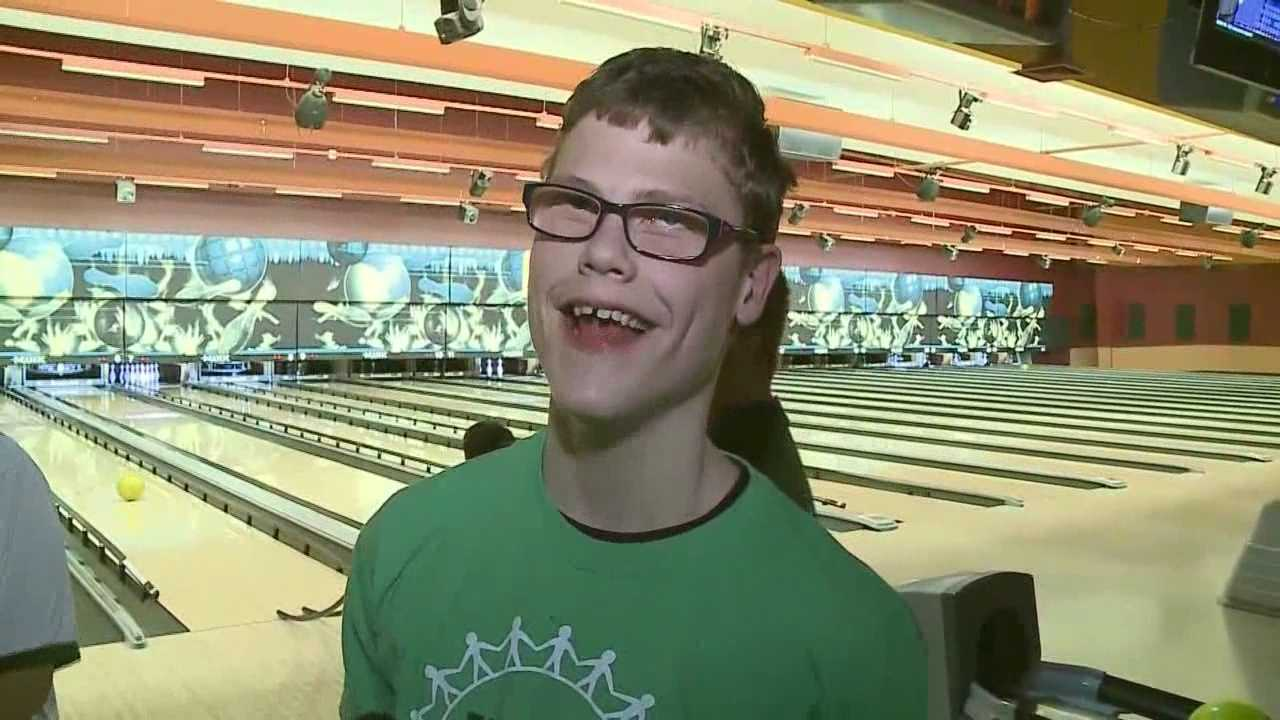 Next fall Nebraska high schools will roll out the state's first unified sport's competition: bowling.