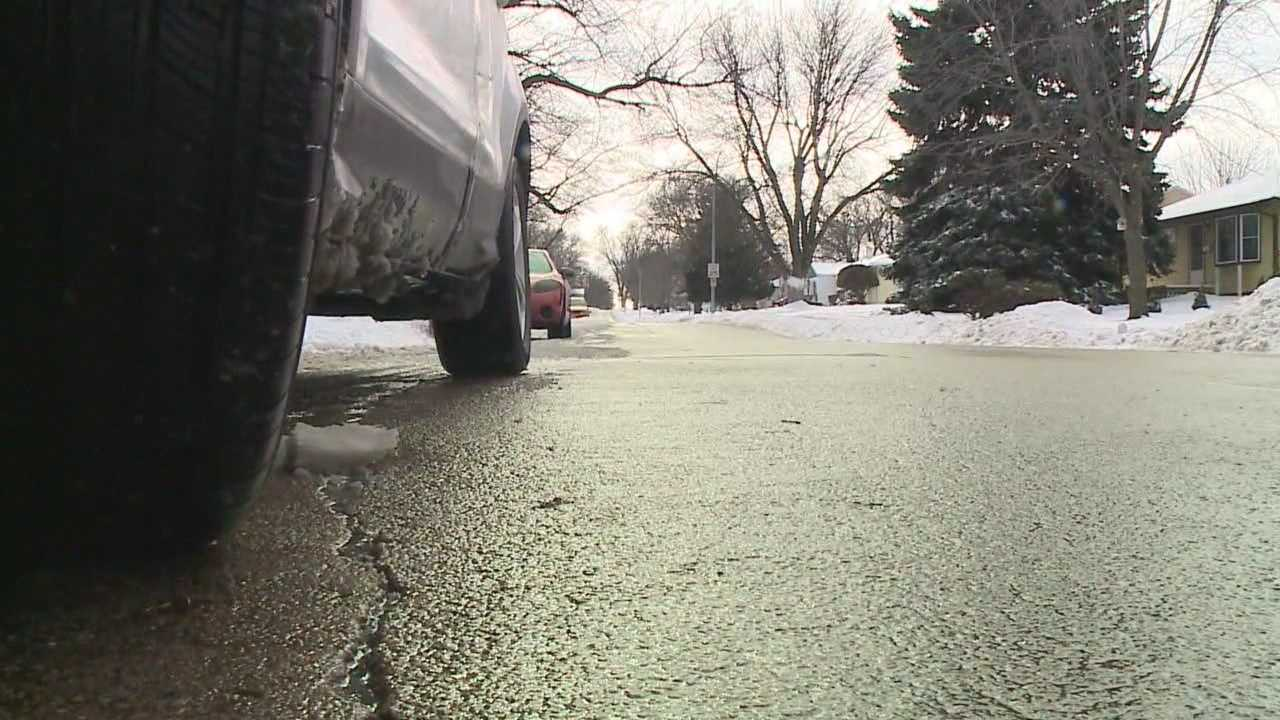 """We've been through everything at least once and we're working on our second pass in residential areas,"" said Austin Rowser, street maintenance engineer with the City of Omaha."