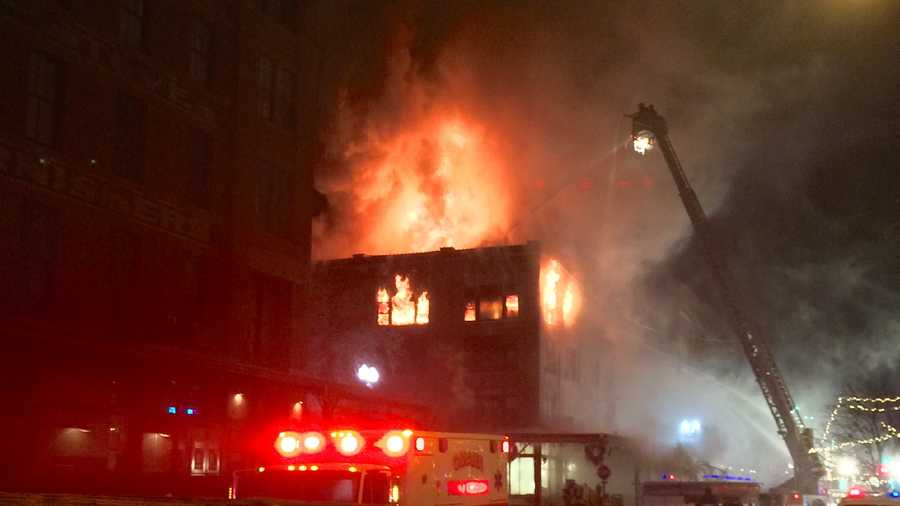 Explosion at iconic Old Market restaurant sparks hours ...