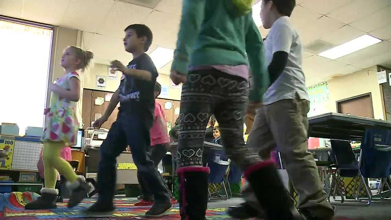 Thousands of local teachers are using a special program that focuses on movement and dancing to get students more engaged in the classroom.