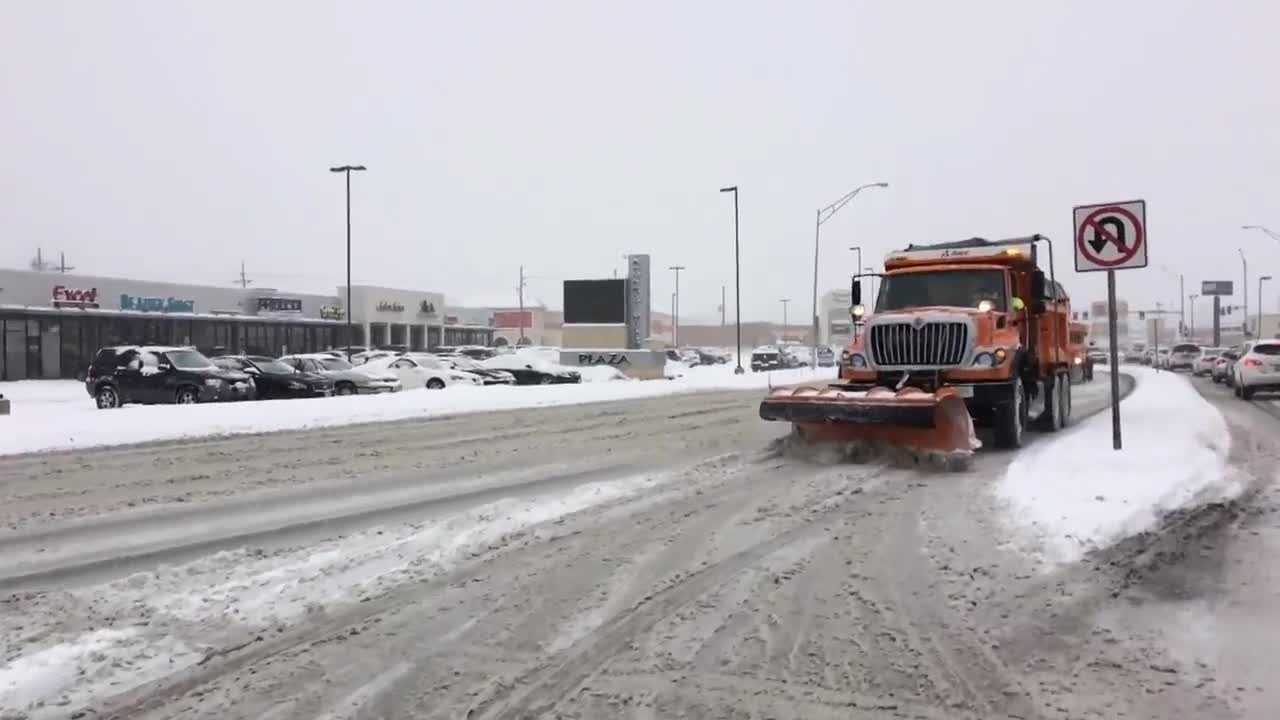 After a string of snow storms hitting right at rush hour, Omaha's Public Works department is looking to make some changes.