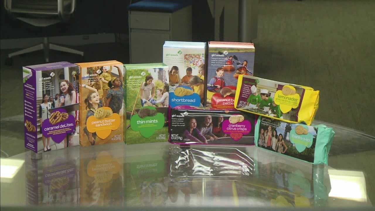 Girl Scouts of Nebraska kick off cookie season