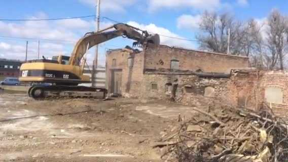 Demolition scheduled Wednesday to kick-off Siena Francis expansion