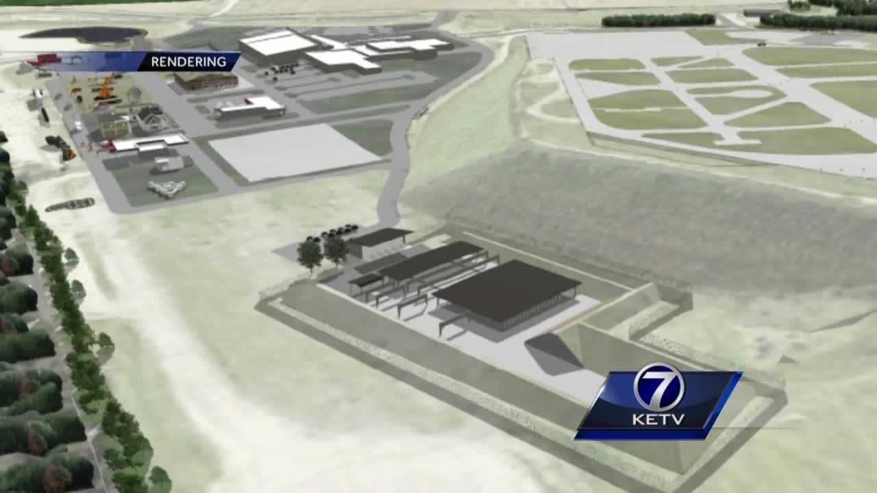 The Omaha City Council received public reaction Tuesday to a proposed gun range for law enforcement.