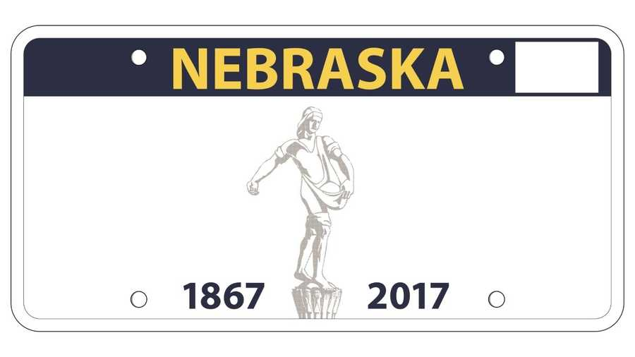 Nebraska dmv adjusts sower for second license plate design for Department of motor vehicles lincoln nebraska