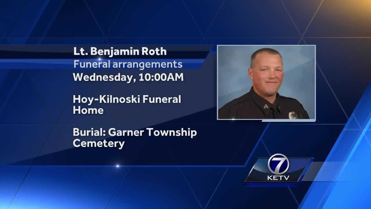 Lieutenant Benjamin Roth with the Council Bluffs Police Department lost his battle with cancer over the weekend.