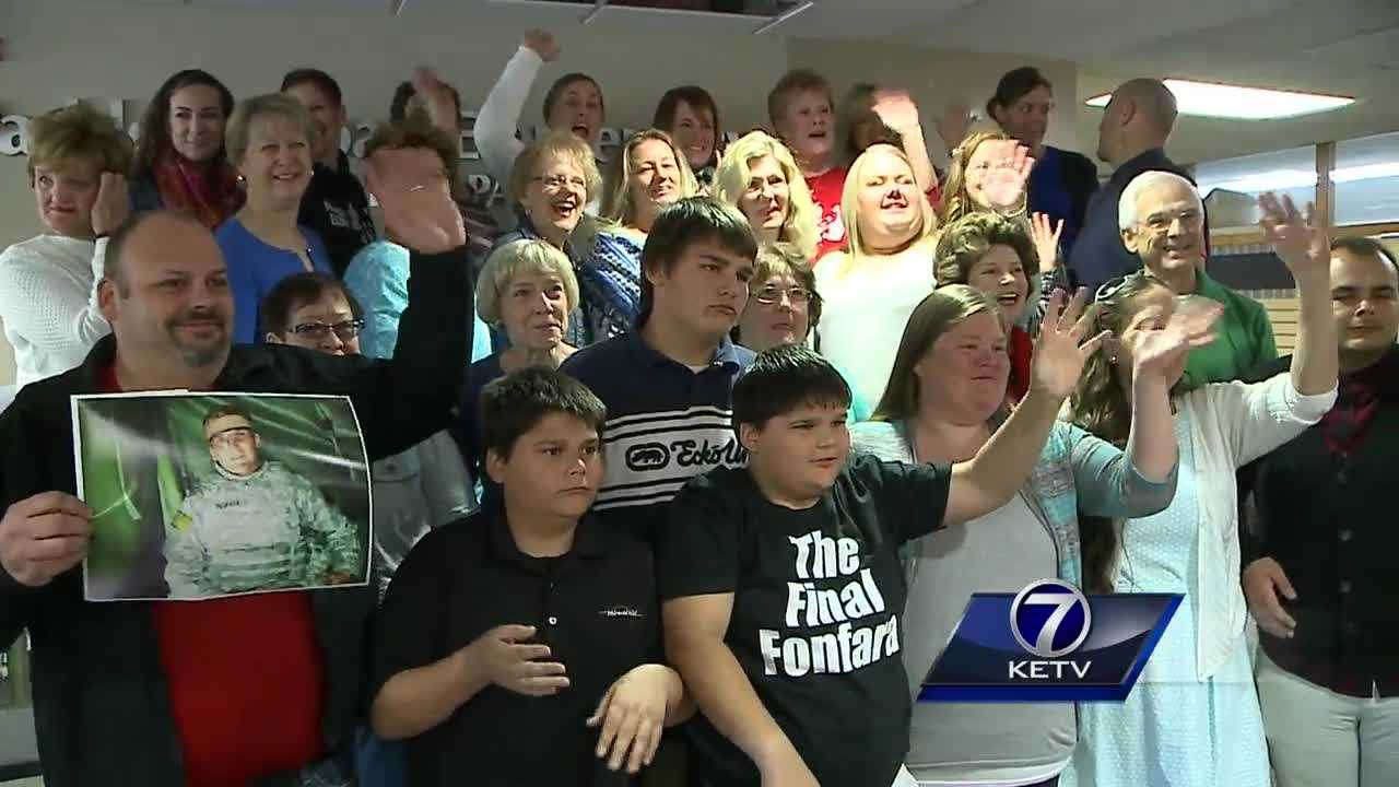An Omaha family is celebrating the end of the year for a different reason: leaving behind a long legacy at Paddock Road Elementary School.