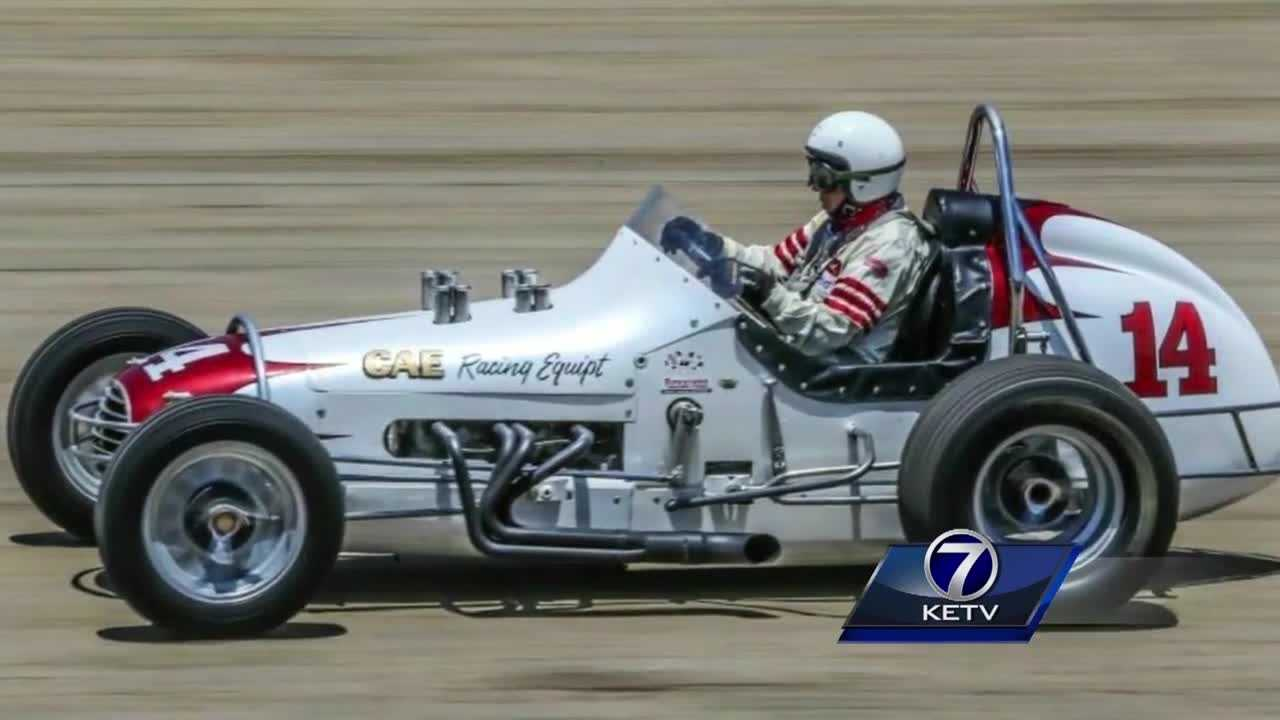 A longtime Lincoln car buff is being remembered as a major force in the vintage racing in the area.