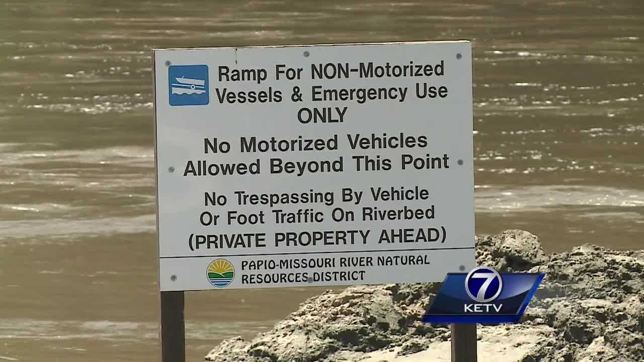 The Elkhorn River is already running high. With heavy rainfall expected throughout the weekend, Papio-Missouri River Natural Resource District officials are on high alert.