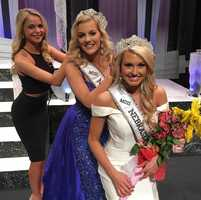 Savannah, an Elkhorn South High School graduate and UNL student, was also Miss Nebraska Teen USA 2014.