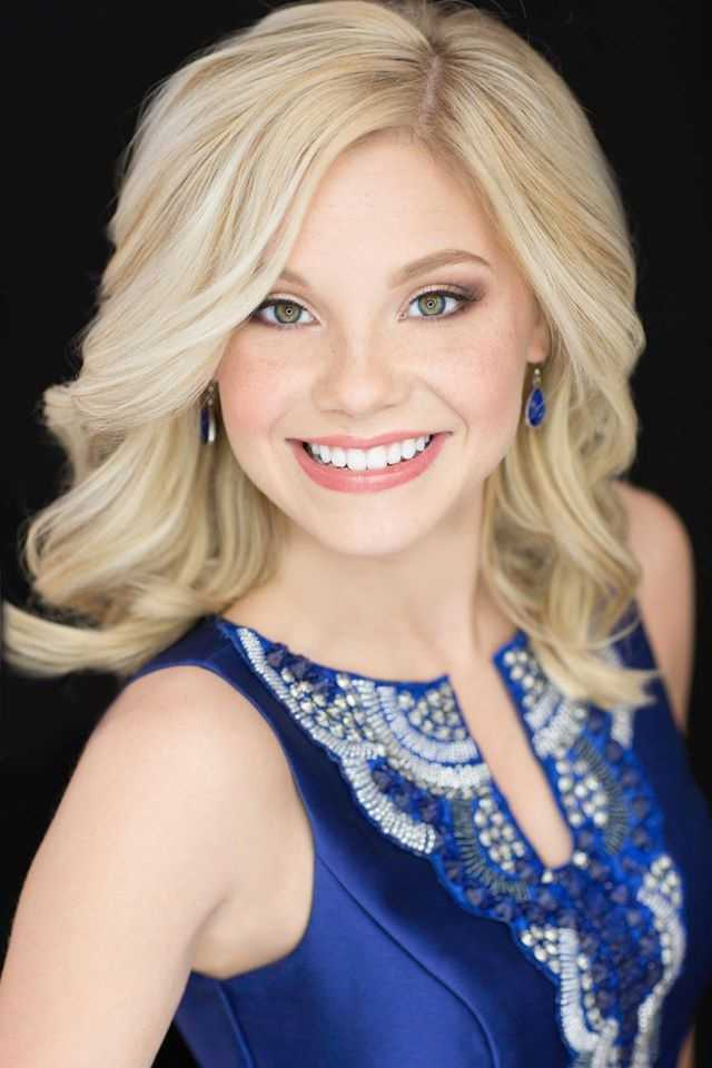 Miss Nebraska State Fair Payton Merritt.  Learn more about Payton on Brandi's blog: https://ketvanchorsaway.com/2016/04/23/true-colors/