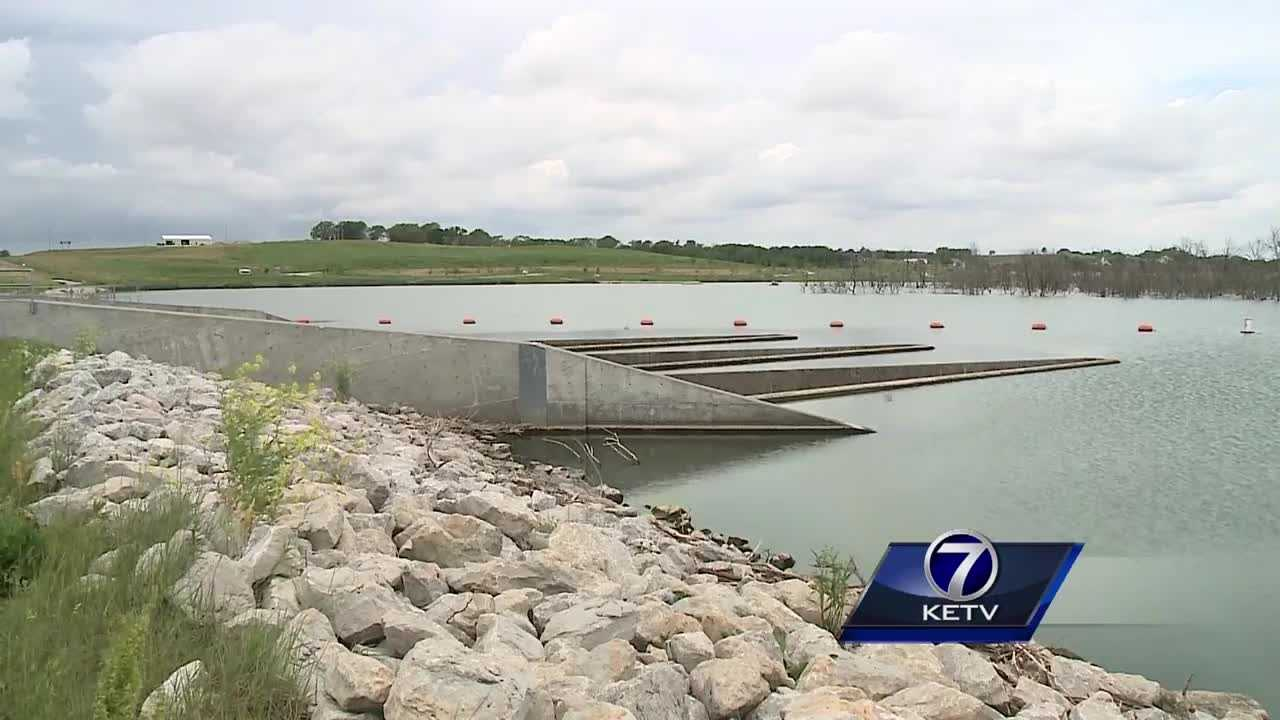 Farmers frustrated with flooded fields south of Wahoo said a new dam isn't giving them the protection promised and they accuse officials of choosing fish over farming.